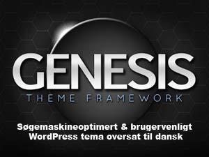 Bedste WordPress tema